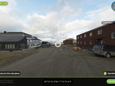 북극로드뷰 VR